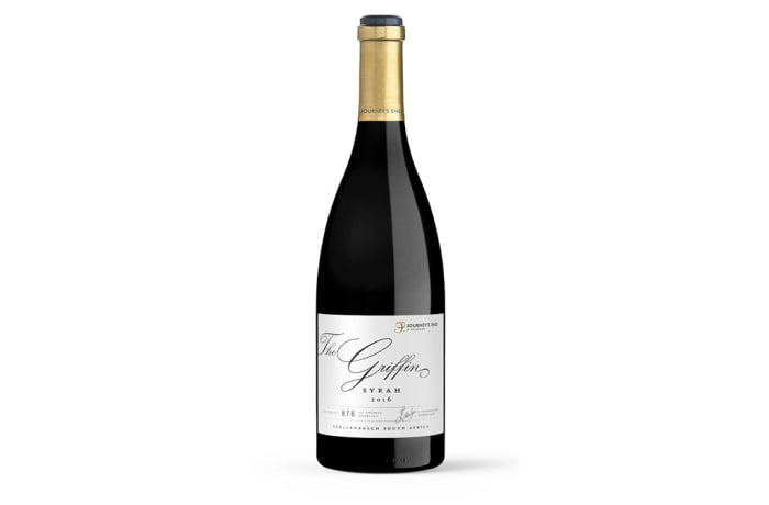 Journey's End - The Griffin Syrah
