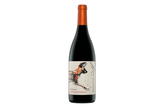 Painted Wolf - Guillermo Swartland Pinotage