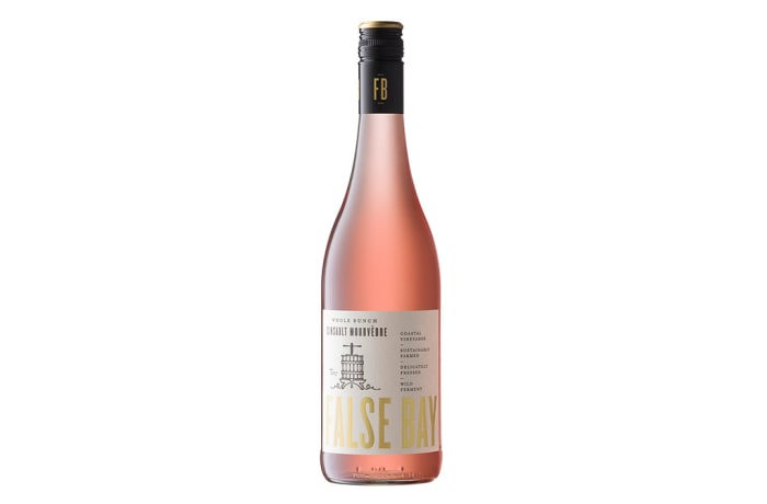 Waterkloof - FALSE BAY Cinsault/Mourvedre Rose