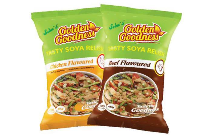 Golden Goodness Soya Relish 4kg