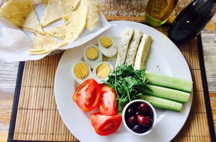 Breakfast - Greek Breakfast