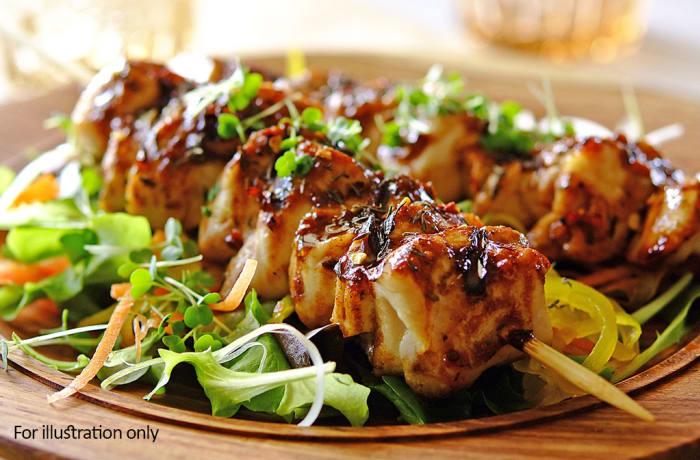 Braai Menu - Chicken Skewer