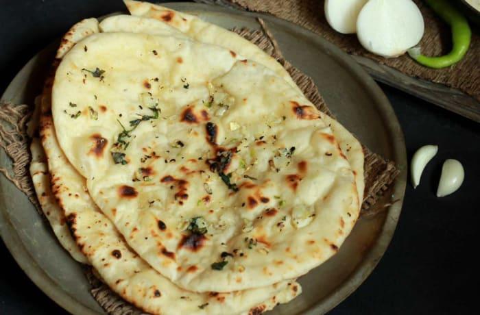 Braai Menu - Garlic Naan