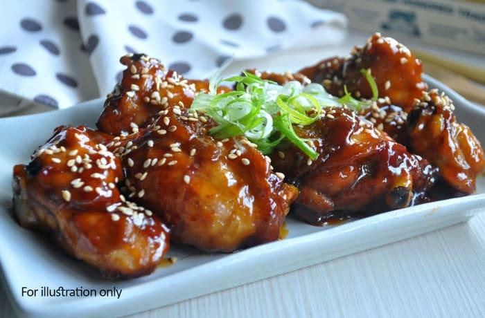 Chinese Cuisine - Mongolian Chicken