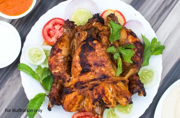 Tawa Menu - Chicken Pathani