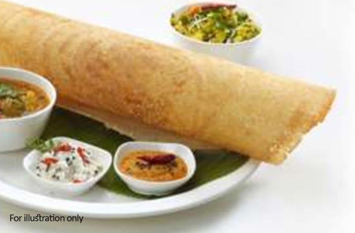 the snacks point - Mysore Dosa