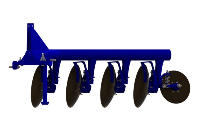 4 Disks Plough