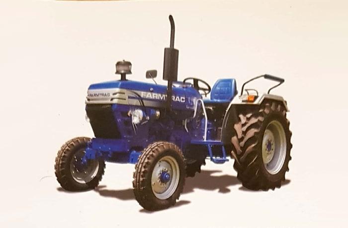 Farmtrac 6045 - 2WD Tractor