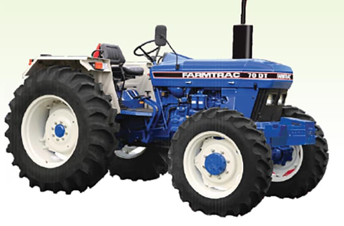 Farmtrac 6050 Tractor