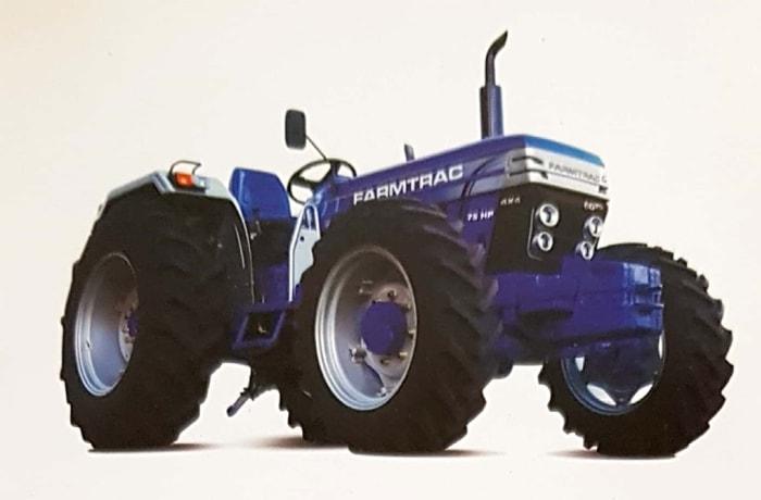 Farmtrac 6060 - 4WD Tractor