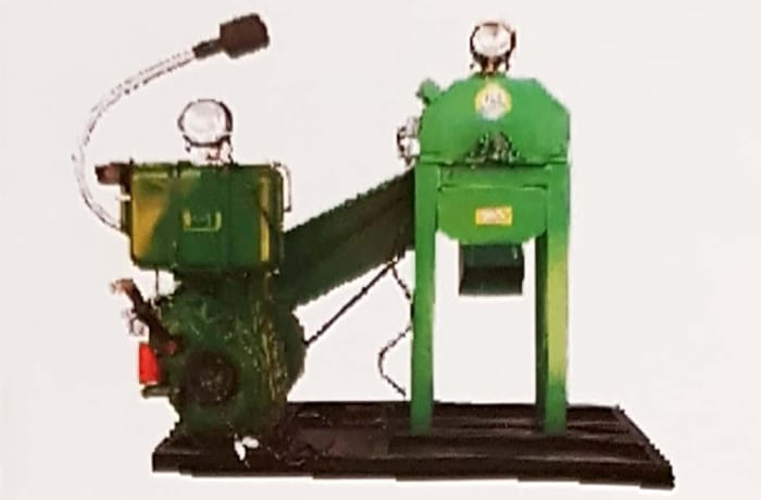 Maize Grinding Mill with Diesel Engine
