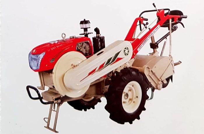 Power Tiller - VBT Shakti 130DI UI THA Cultivaror