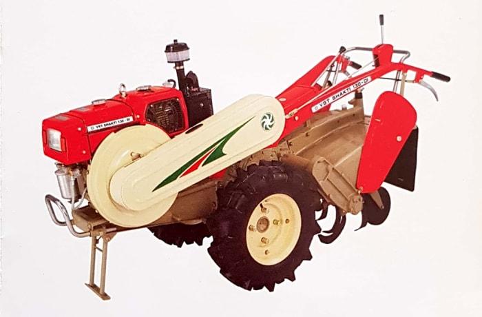 Power Tiller - VBT Shakti 130Di Cultivator
