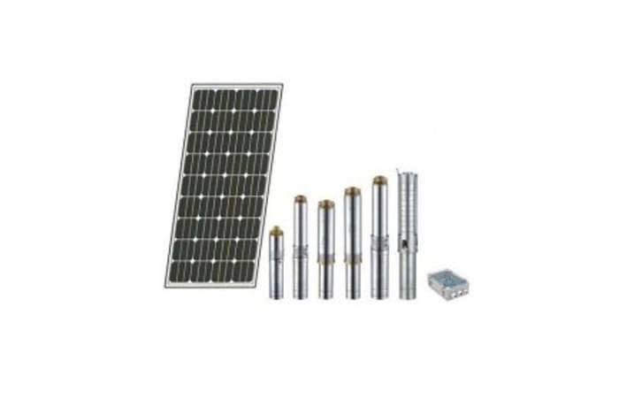 Solar Pumps and panel