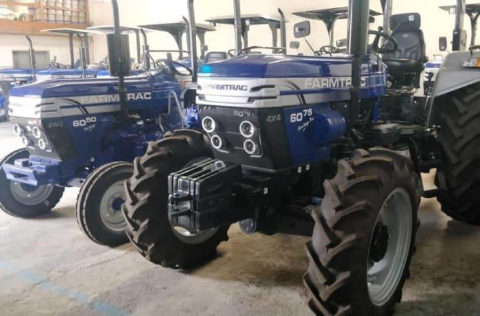 Tractors for harvesting season image