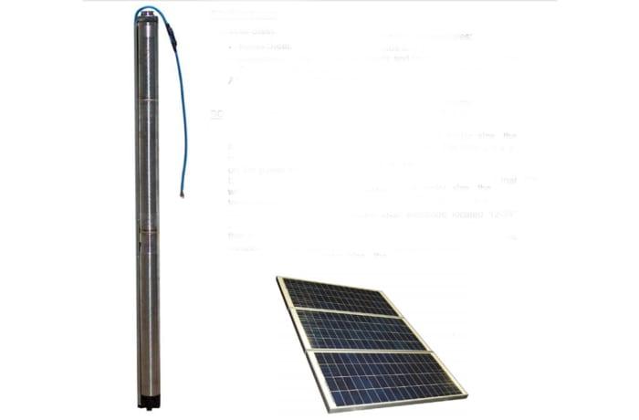 Grundfos SQFLEX 2.5-2N solar pump