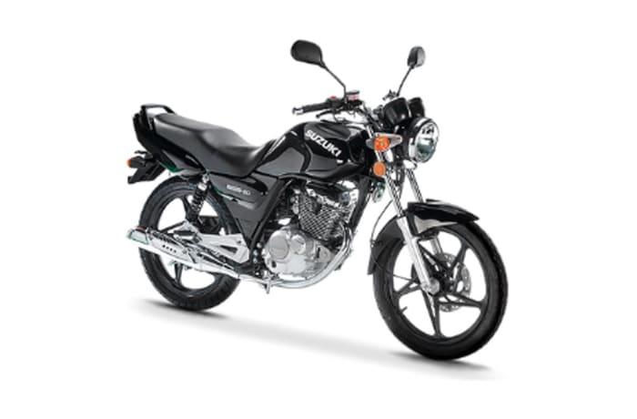 Suzuki EN125-HUZ motorcycle