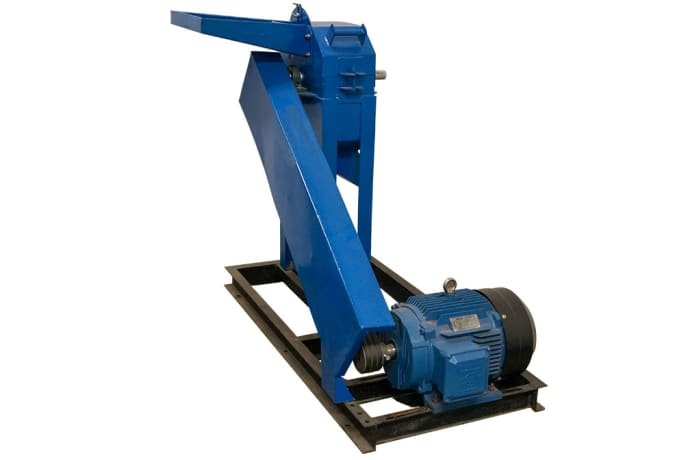 Hammer Mill with Electric Engine