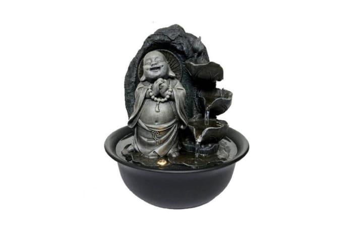 Water Feature  Happy Buddha Statue Decorative