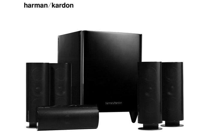 Harman Kardon HKTS 60BQ Audio Speaker 5.1 Home Theater - 60BQ/230-C