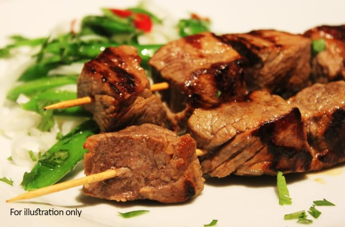 Harry's Grill - Appetizers - Beef Cubes (200g)