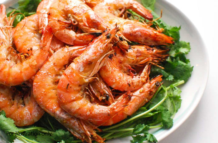 Harry's Grill - Appetizers - Harry's Shrimp (350g)