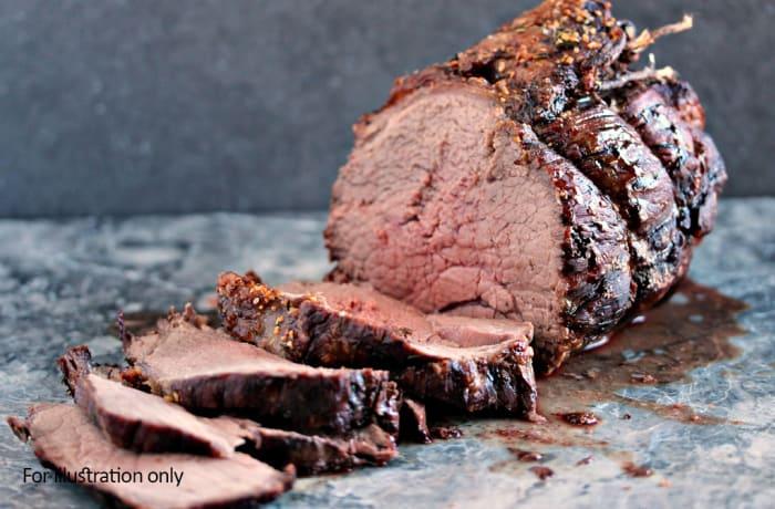 Harry's Grill - Beef - Rump Steak