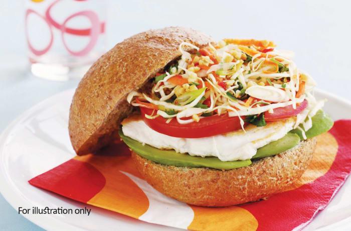 Harry's Grill - Burgers - Chicken Fillet Burger