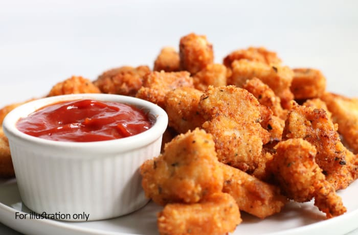 Harry's Grill - Kids Menu - Chicken Nuggets