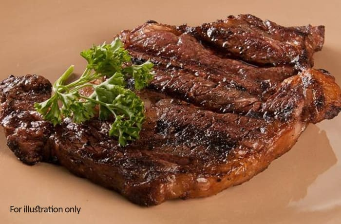 Harry's Grill - Ribs - Beef Ribs Half rack (500g)