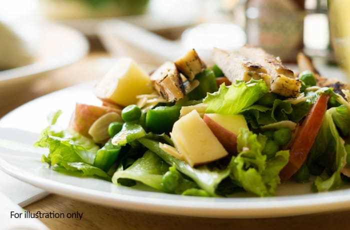 Harry's Grill - Salads - From the Salad Bar