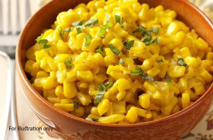 Harry's Grill - Sides - Sweet Corn