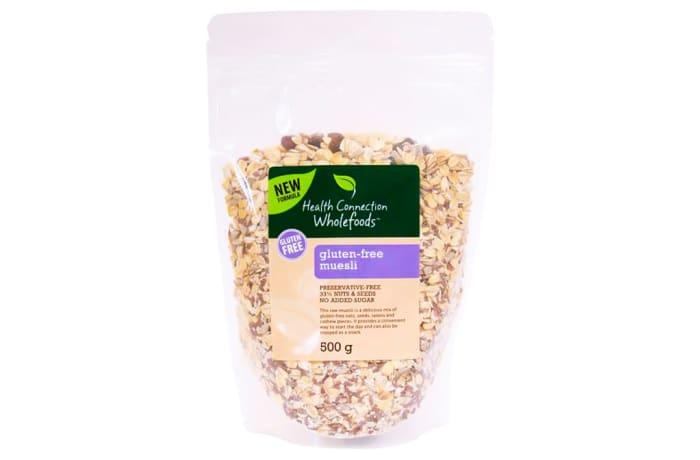 Health Connection WholeFoods - Gluten-Free Muesli