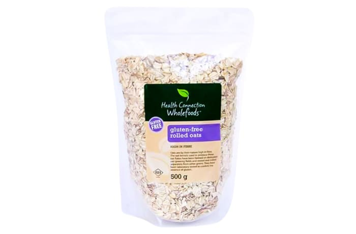 Health Connection WholeFoods - Gluten-Free Rolled Oats