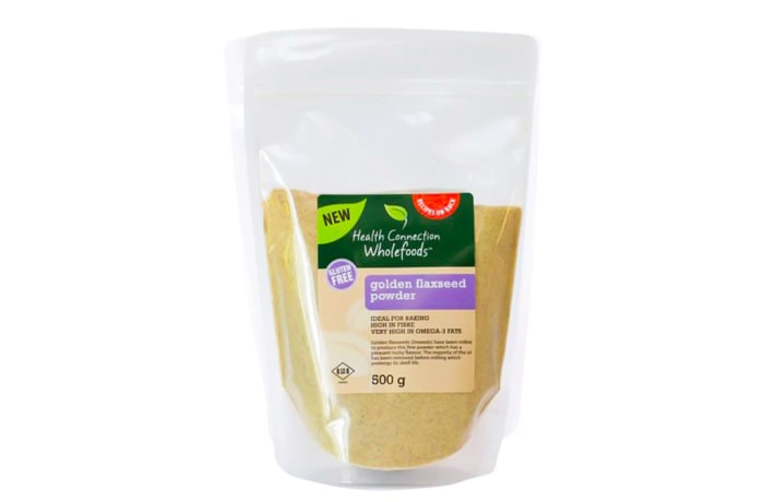 Golden Flaxseed Powder  Baking  Flavourings 500g