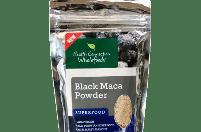 Organic Black Maca Superfood Powder  200g