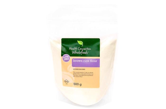 Brown Rice Flour  Stoneground  500g