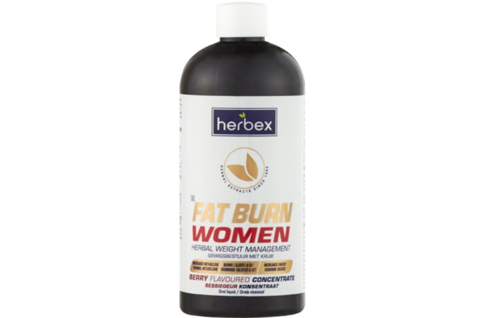 Fat Burn for Women  Weight Concentrate Berry Flavour 400ml