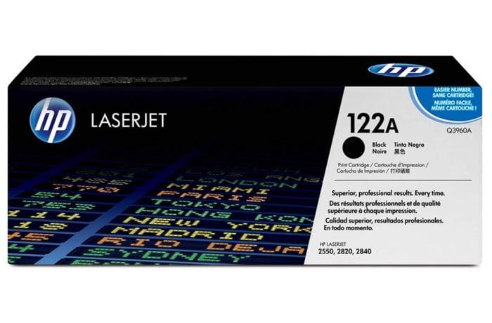 Hp 122a  C3960a Black Toner Cartridge