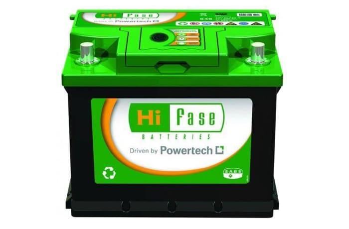 Hi fase Batteries
