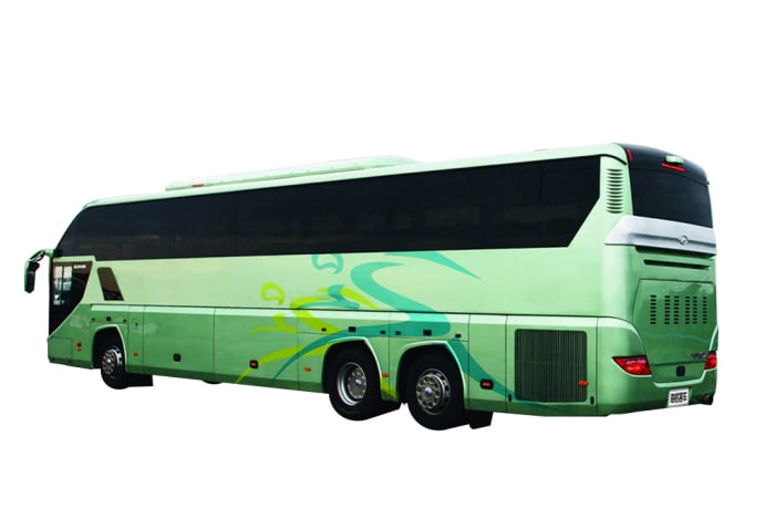 60 Seater Higer bus - KLQ6145B