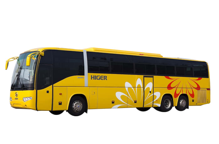 60 Seater Higer bus - KLQ6149Q