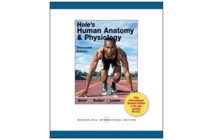 Hole's Human Anatomy and Physiology 13th Edition