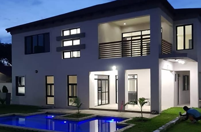 4 Bedroom House For Sale in Roma Park, Lusaka