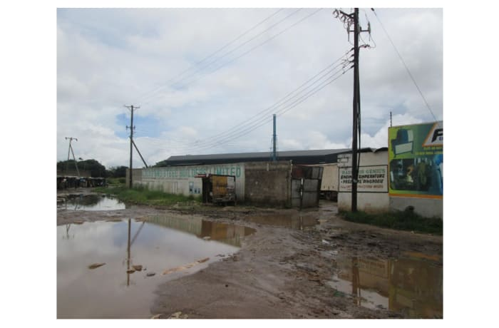 2,185m² Industrial Yard For Sale in Light Industrial Area
