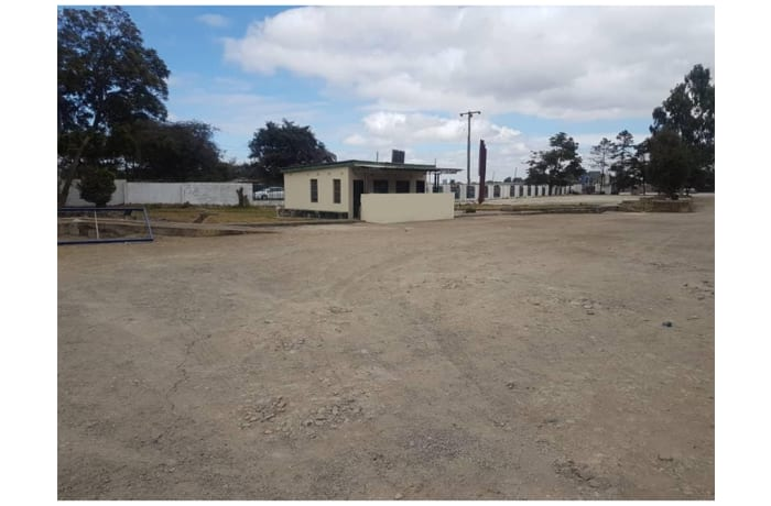 8,092m² Warehouse For Sale in Makeni