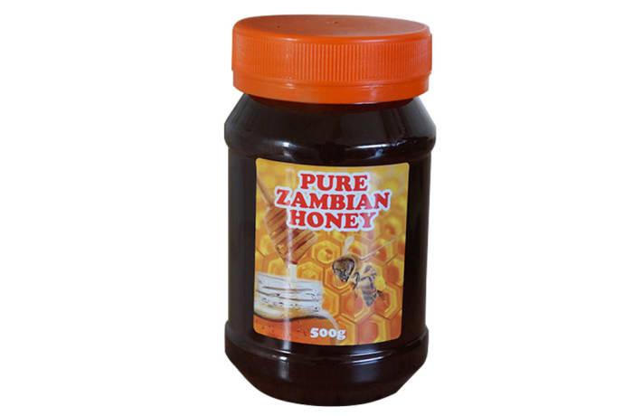 Pure Zambian Honey