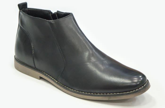 Honeymoon Men's Boot Black