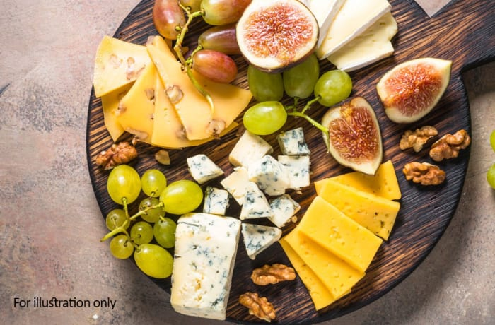 Stable Feasts  - Cheese Wheel for 2 - Vegetarian