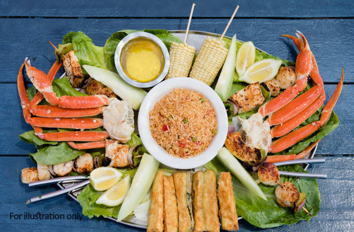 Stable Feasts  - Seafood Platter *New for 2